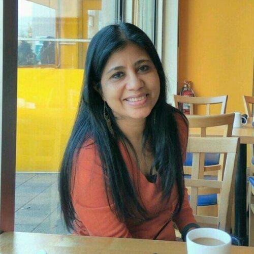 Dr. Animita Saha