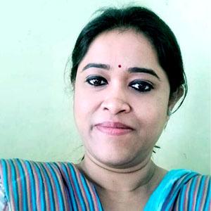 Dr Sudeshna Chowdhury