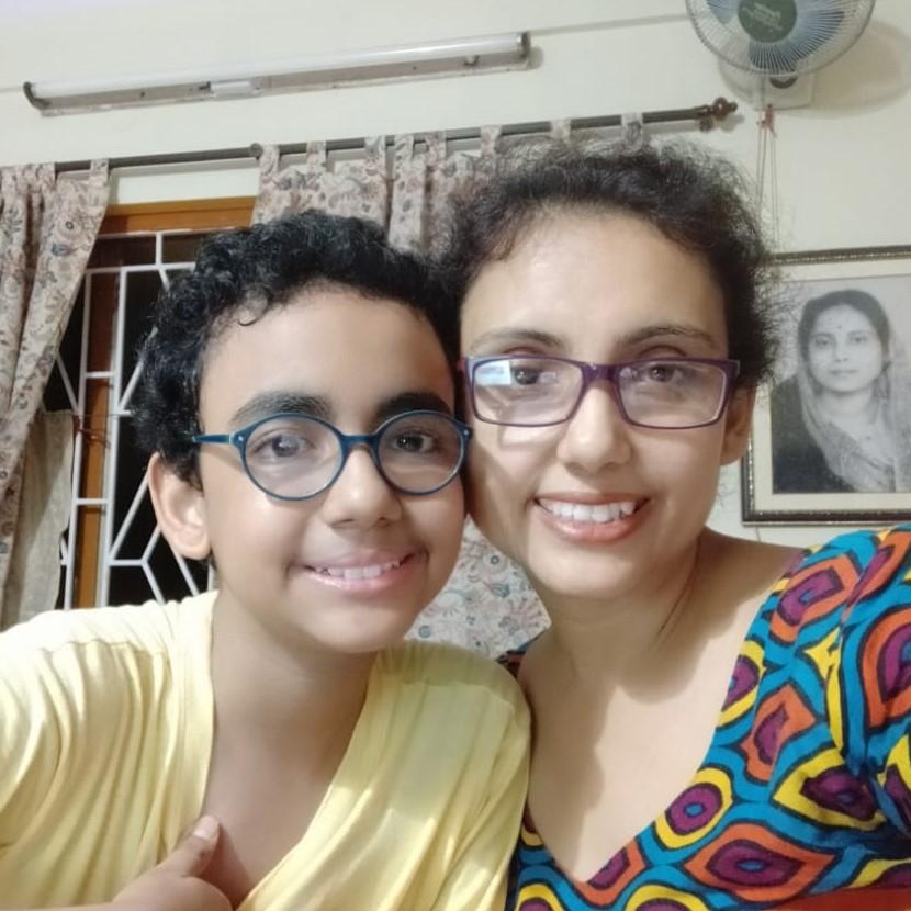 Autism Diaries by Dr. Aditi Bandyopadhyay (Managing Trustee of SAMYA Foundation)